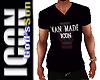 ICON   Black T Shirt
