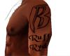 RuFF Ryda Arm Tattoo
