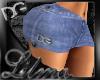 [L] D&G Jean Shorts REP