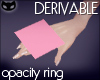 |SIN| Opacity Ring