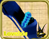 Bluenight kitty heels