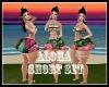 Aloha Short set XXL
