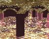 Purple & Gold Ballroom
