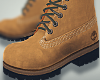 Timbs Light Camel