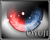 *Oyu*kirakira-red/blue