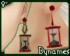 *Dy} Hourglas Earrings.5