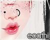 #Ec# Nose piercing set