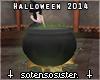 *S* Witches Cauldron