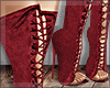 I│Lace Up Heel 5 REP