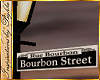 I~Bourbon St. Sign