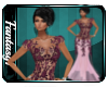 Olie Fancy Pink Gown