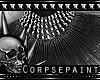 Goth Crow Collar