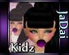 BubbleGum Purple Sparkle