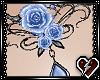 T Fantasy Necklace Blue