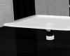 White & Black Deco Table
