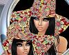 70s Hippy Janis Hat
