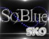 *SK*SoBlue URL Banner