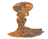 Sparkle Golden gown
