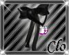 [Clo]Socky Collar Pink