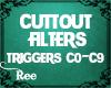 -ȵ- Cutout Filter/Enhan