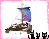 Kawaii Animated Boat 20p