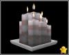 C2u Tan Cream Candles 3
