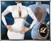 LIZ~ ESC white minidress