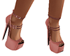 new pink shoes