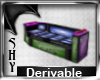 Derivable Coffin Sofa