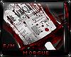 ♆ |  Blood bag ♂