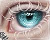 Pious Eyes - Cyan Blue
