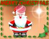 Santa Christmas Earrings