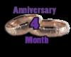 4 Months Anniversary