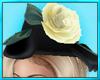 Flower Hat Womens
