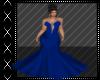 Mermaid Blue Grown