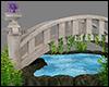 +Bridge And Lake+