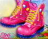 Easter Bunny Boots - B