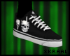 S| Skeleton shoes
