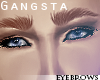 P | Ginger eyebrows