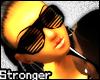 STRONGER in BLACK