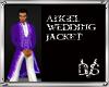 Angel wedding jacket