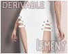 [Is] Caged Skirt Drv