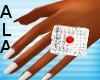 ALA DIAMOND RING