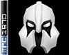 White Mech Helm