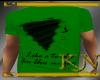 KN Green Twister Shirt