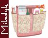 MLK Girl Diaper Bag