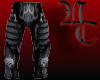 skull armour leggings