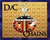 D/C Love Bug Chain