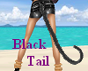 ! Black Cat Tail !!!