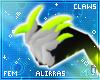 🌸; Ori Claws